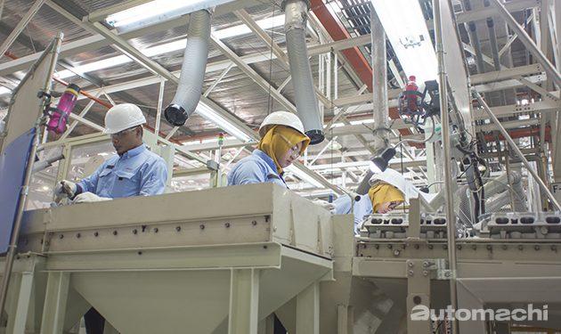 Daihatsu Perodua Engine Manufacturing 正式推介!