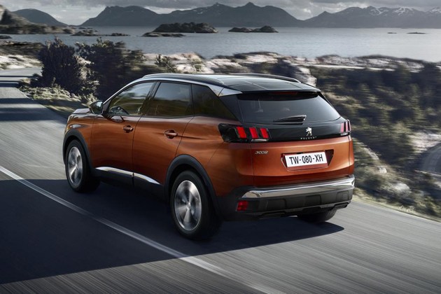 新法式风格, Peugeot 3008 即将抵马!