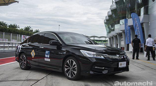 Asean NCAP Stop The Crash 活动让你更了解安全配备!