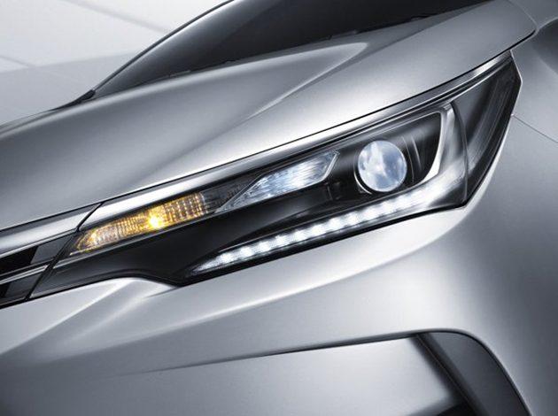 Toyota Corolla Altis ESport 泰国登场!