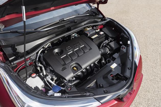 Toyota C-HR 北美版本正式发表!