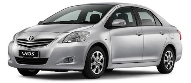 经典车款回复: Toyota Vios 第一代!