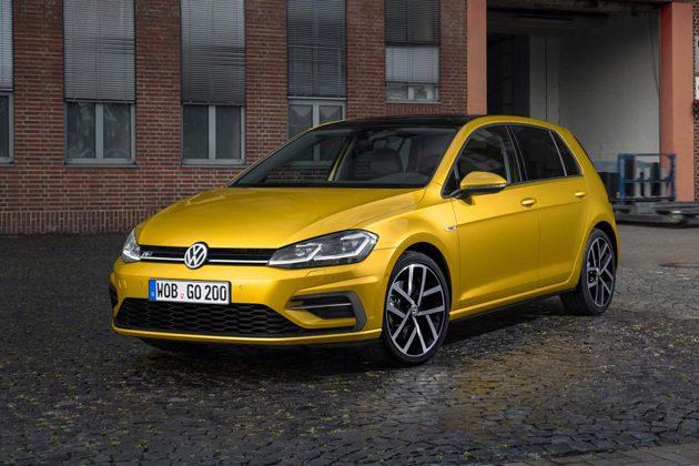 2017 Volkswagen Golf 正式发表,新引擎上身!