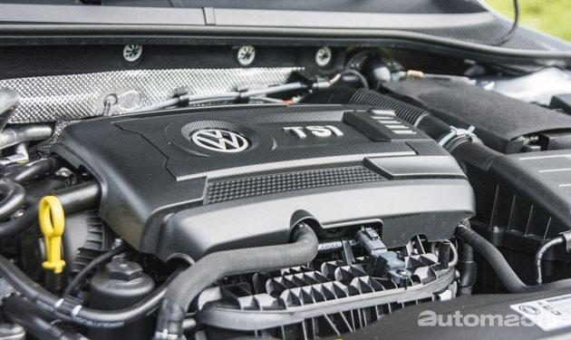 图为2.0 TSI引擎