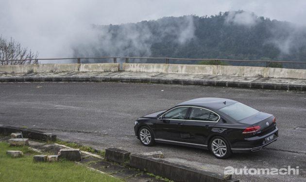 VW Passat B8 ,依旧有魅力!