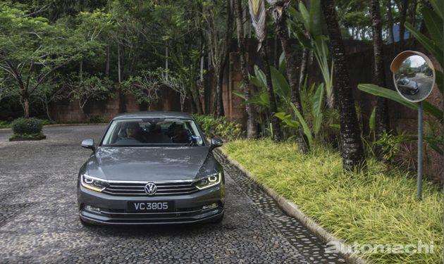 原厂公布 Volkswagen Passat B8 细节!