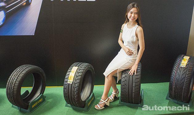 Westlake Tyres 西湖轮胎正式进军马来西亚!