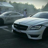 Nissan GT-R 大胜Mercedes-AMG CLS63 !