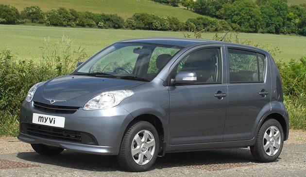 经典车款回顾: Perodua Myvi 第一代!
