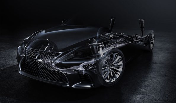 从新诠释奢华定义, Lexus LS 即将登场!