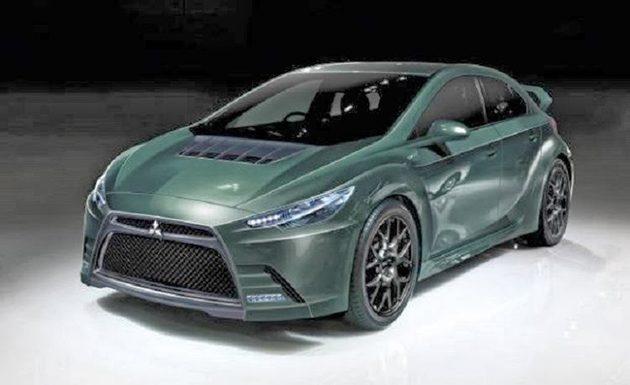 全新(?) Mitsubishi Lancer 将在2017第一季上市!