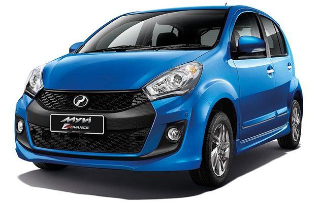 大马品牌2017年前景Part 1: Perodua