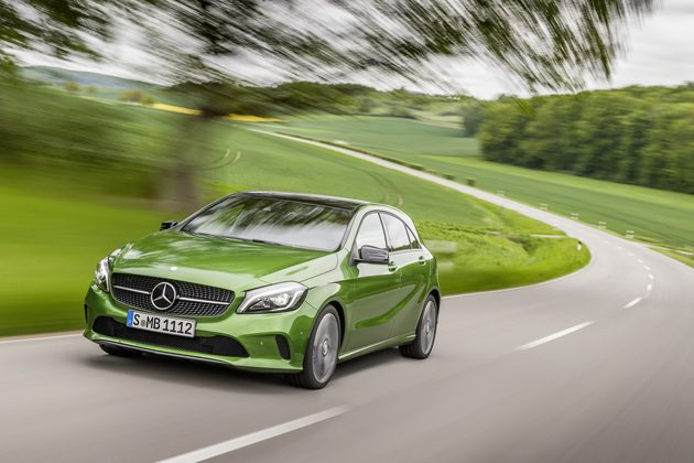 Mercedes-Benz 有望在今年成为豪华品牌龙头!