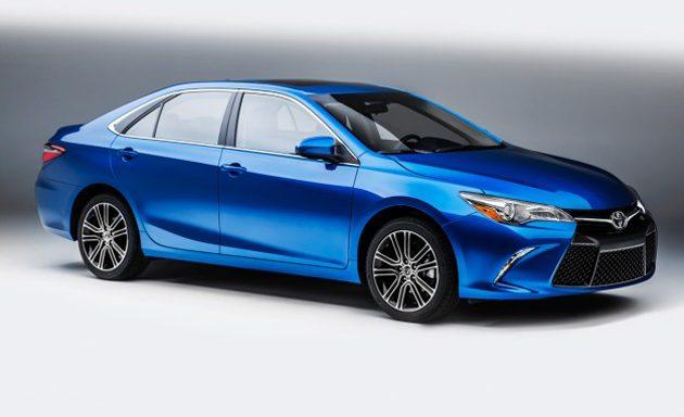 2017 US Top 10 车款,日系继续称霸!