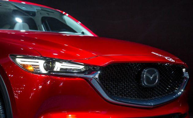 上市在即? Mazda CX-5 2018 实车照释出!