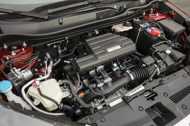 官方公布大量 Honda CR-V 2017 高清图!