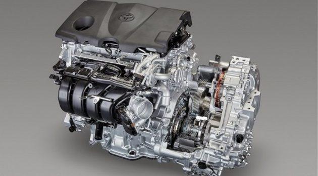 王者回归!详解 Toyota Dynamic Force Engine 特点(1)!
