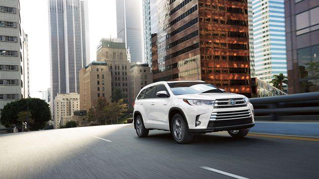 大马没有上市的好车Part 7:Toyota Highlander !
