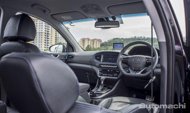 操控终于有进步, Hyundai Ioniq 试驾分享!