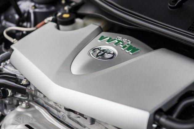 媲美Skyactiv! Toyota 6AR-FSE 解析!