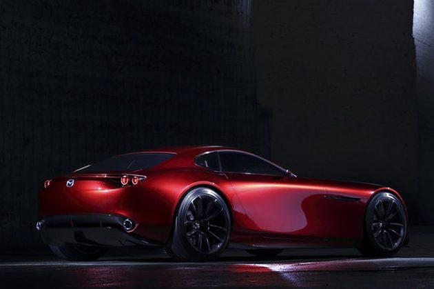转子梦破灭? Mazda 表示暂无意开发高阶跑车!