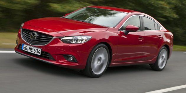 最超值二手车推荐Part 6: Mazda6 Skyactiv-G