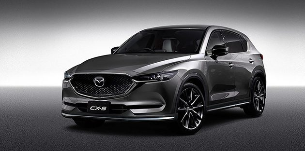 Mazda CX-5 Custom Style 即将现身TAS!