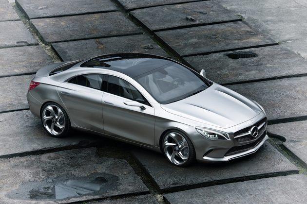 2018 Mercedes-Benz A Class 即将现身!新增Sedan车型!