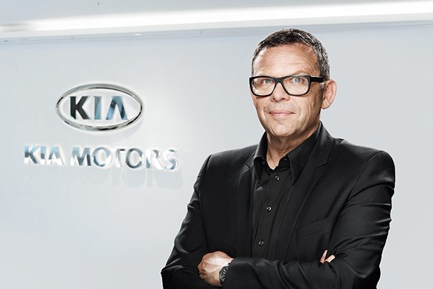 改变Kia的男人, Peter Schreyer !