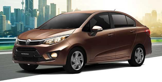 Perodua Bezza 成为Google搜索第一名的车款!