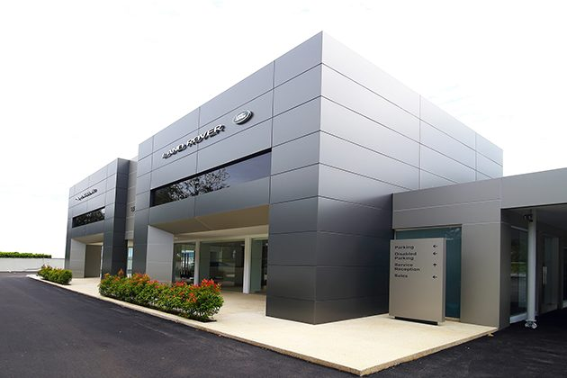 Sisma Auto 北马区首间JAGUAR LAND ROVER展示厅开张!