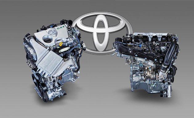 Toyota 将外销旗下的引擎技术给其他厂商!