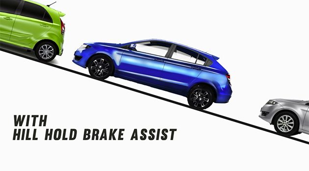 为你讲解什么是 Hill Hold Brake Assist !