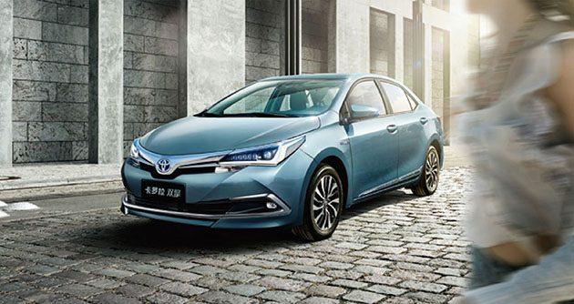 Toyota Corolla 2018 终于现身测试!