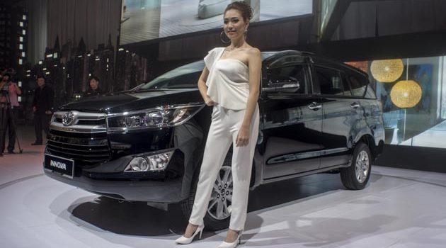 Toyota Innova 2017 正式发布!价格从RM109,000起跳!