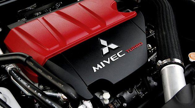 经典引擎回顾:最后之作 Mitsubishi 4B11t