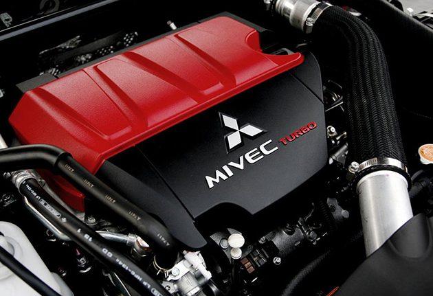 经典引擎回顾: Mitsubishi 4B11t