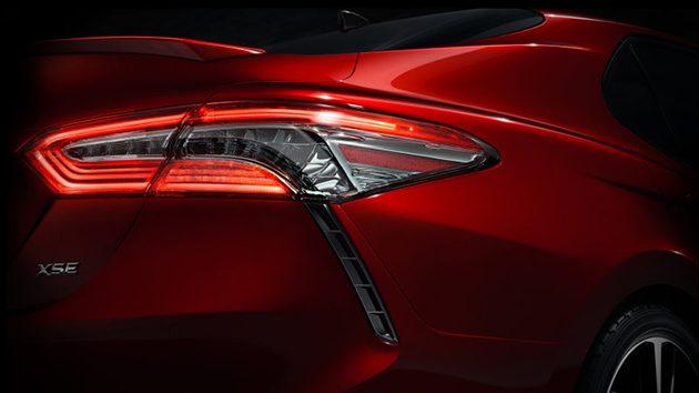 添加运动版! Toyota Camry 2018 TRD 或在一月发布!