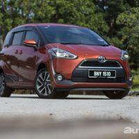 Toyota Sienta 1.5V,为你试驾移动社群!