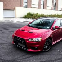 传奇谢幕, Mitsubishi Evo X Final Edition 官图!