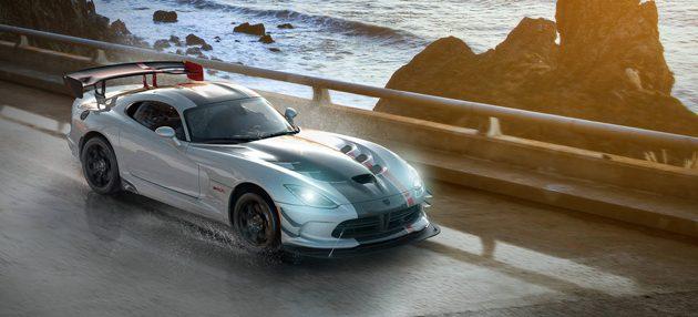 毒蛇退役, Dodge Viper 正式宣布停产!