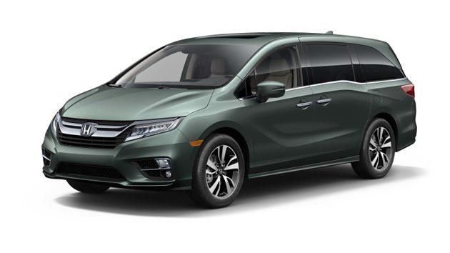 空间更大! Honda Odyssey 2018 正式登场!