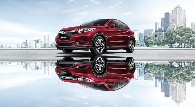 Honda HR-V 连续三年成为日本销量最高的SUV!