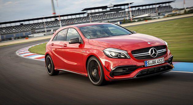 地表最强? Mercedes-AMG A45 M133 引擎大解析!