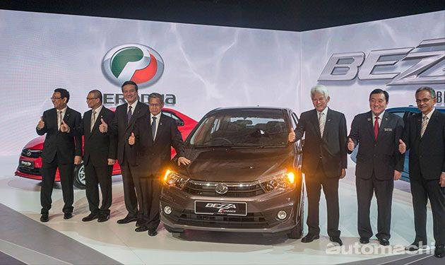 继续称霸市场, Perodua 去年卖出207,100辆汽车!
