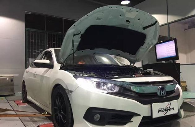 突破300匹! Honda Civic FC 潜力无限!