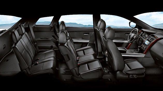 7人座SUV! Mazda CX-6 已经在计划中!