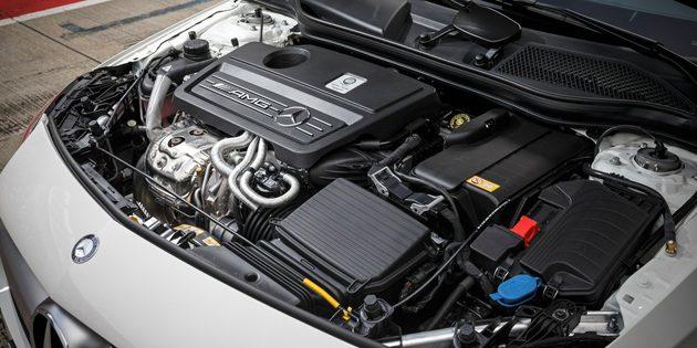 下一代 Mercedes-AMG A45 或更换全新的涡轮引擎!