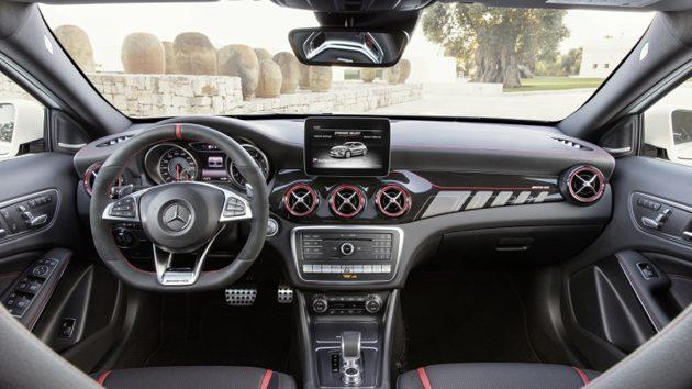 Mercedes-Benz GLA 2018 正式登场!