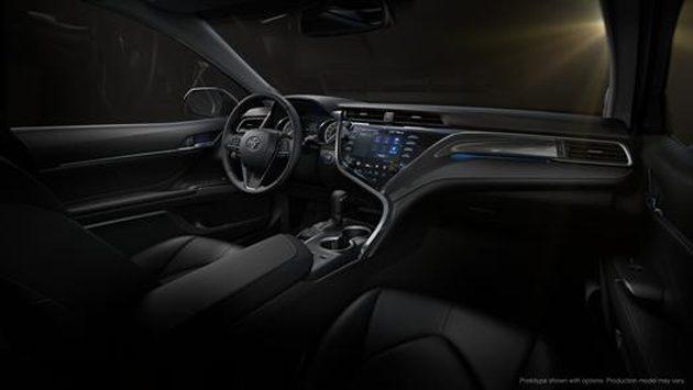 全面进化! Toyota Camry 2018 正式发布!